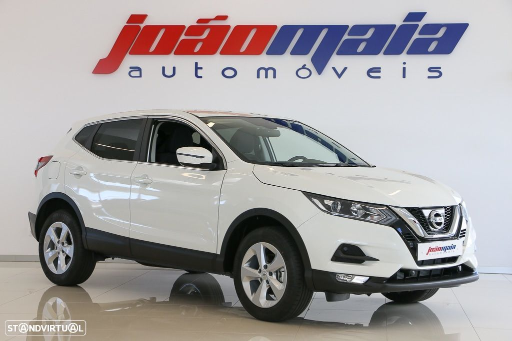 Nissan Qashqai 1.5 dCi Business Edition 115Cv - 1