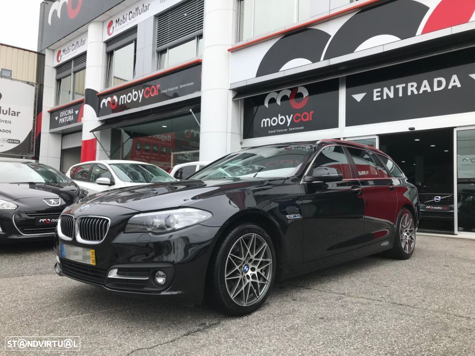BMW 520 D Touring Exclusive - 8