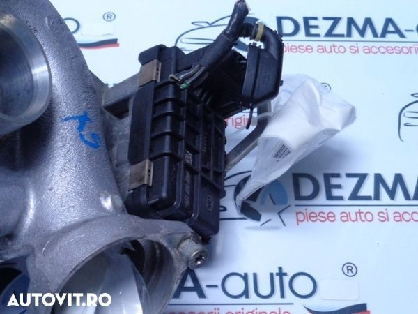 Actuator turbo, Bmw X6 (E71, E72) 3.0d, 306D3 - 1