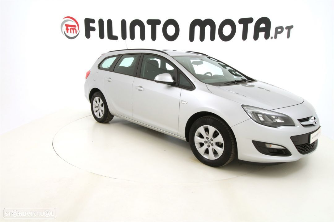 Opel Astra Sports Tourer 1.3 CDTi Selection S/S - 31