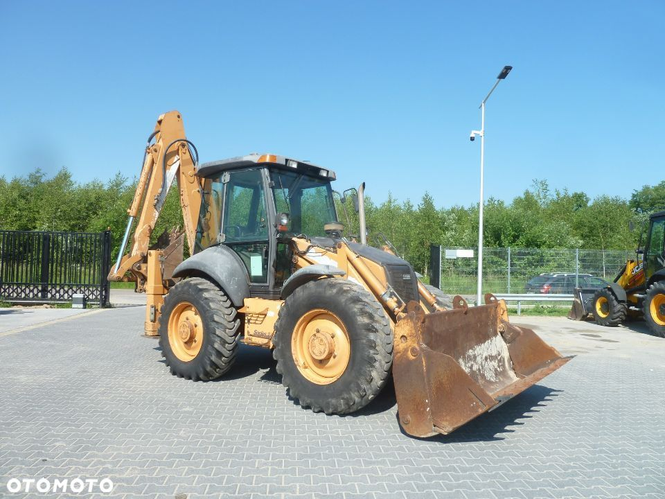 Case 695  Rok 2007, CAT,JCB,Terex - 1