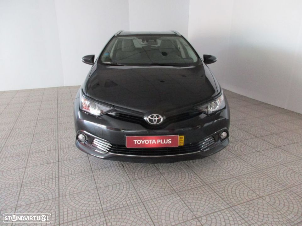 Toyota Auris Touring Sports 1.4D Comfort Pack Techno Pack Sport TS - 16