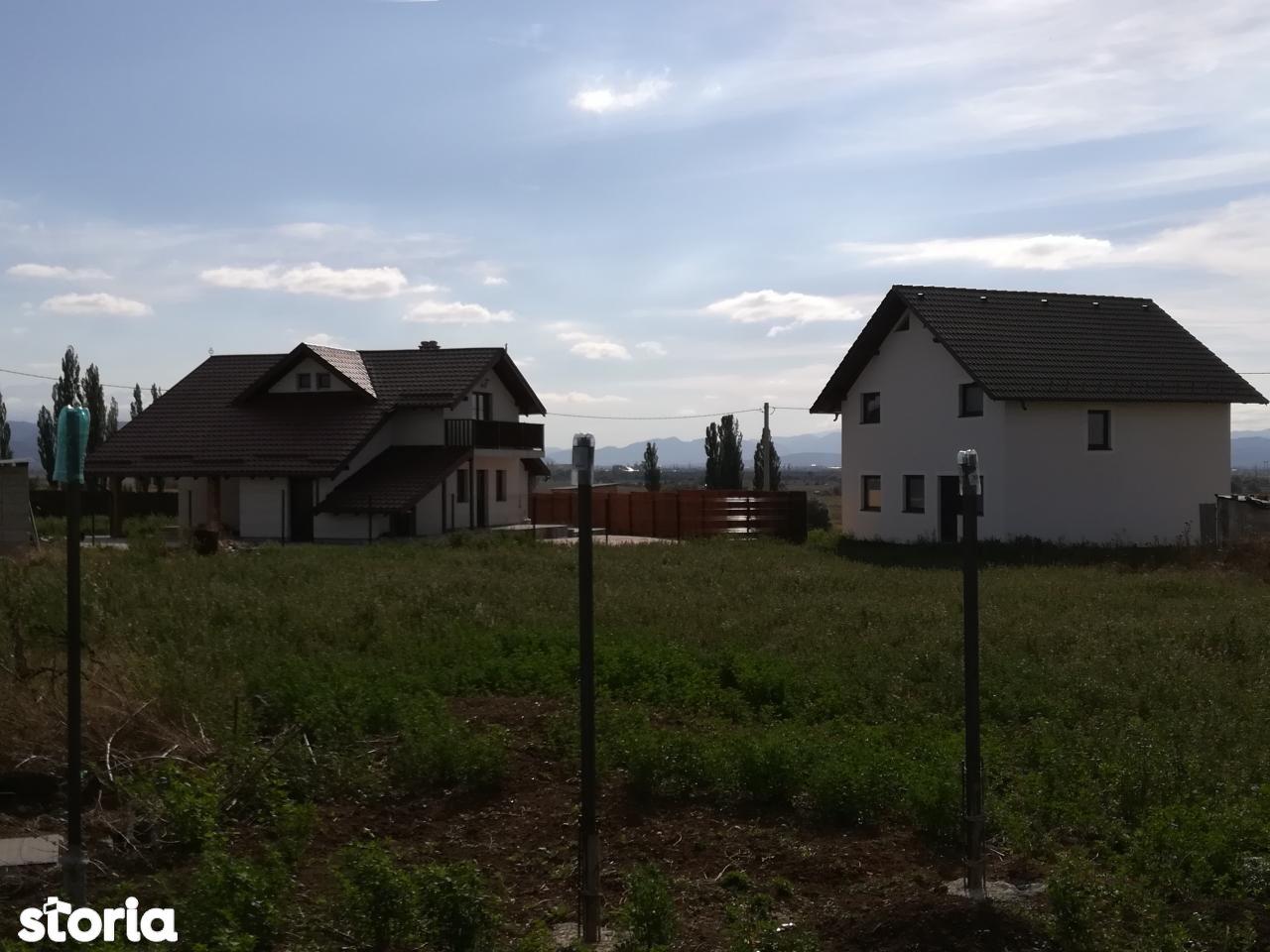 Teren de Vanzare, Brașov (judet), Sânpetru - Foto 4