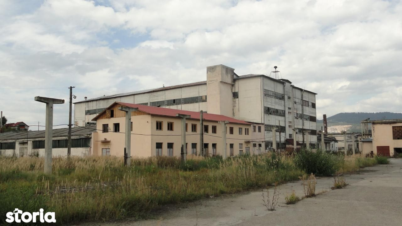 Depozit / Hala de vanzare, Harghita (judet), Topliţa - Foto 1
