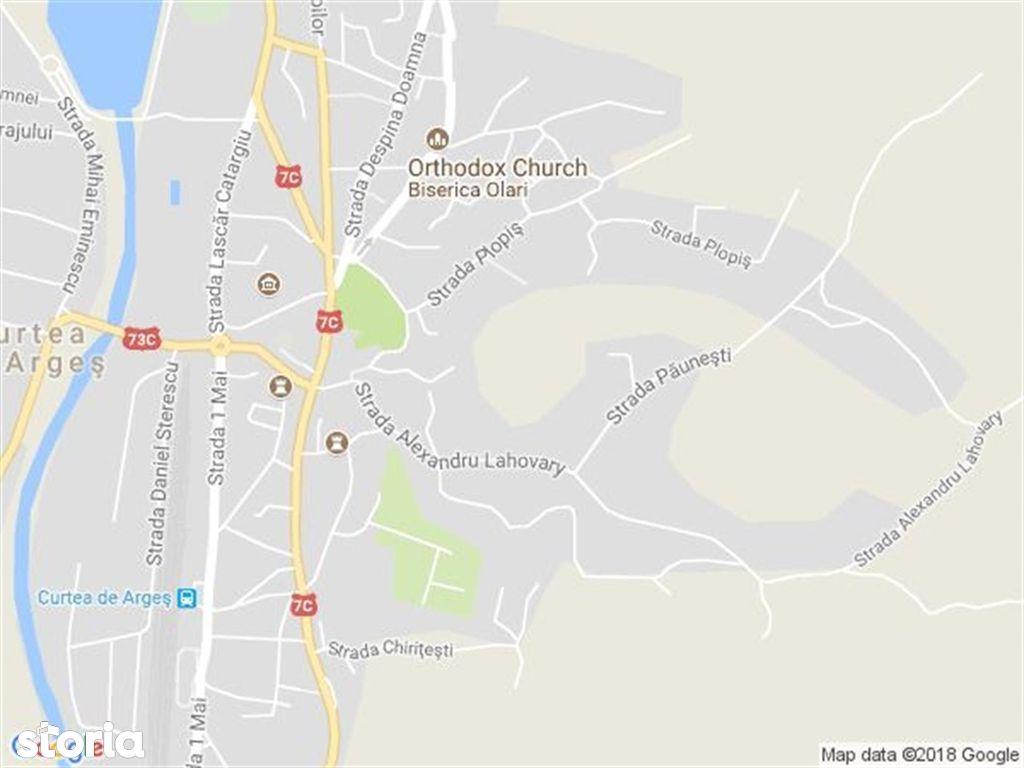 Teren de Vanzare, Argeș (judet), Zigoneni - Foto 1