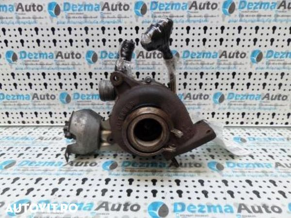 Turbosuflanta , Citroen C5 Break (RE) 2.0hdi - 1