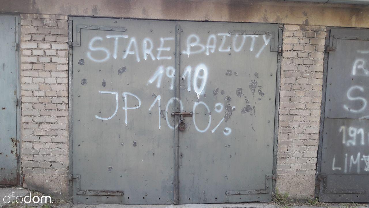 Garaż na sprzedaż, Łódź, Bałuty - Foto 1