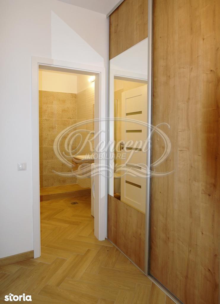 Apartament de inchiriat, Cluj (judet), Strada Georg Freidrich Hegel - Foto 9