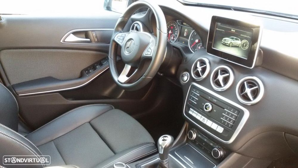 Mercedes-Benz A 180 CDi BE Style - 4