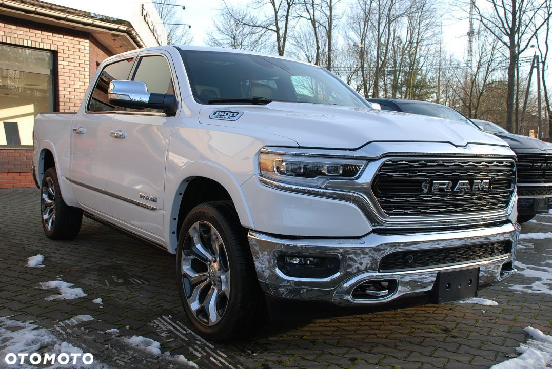 RAM 1500 Nowy! Model 2019! 5,7 V8 HEMI! Limited! Od Dealera! od ręki! - 2