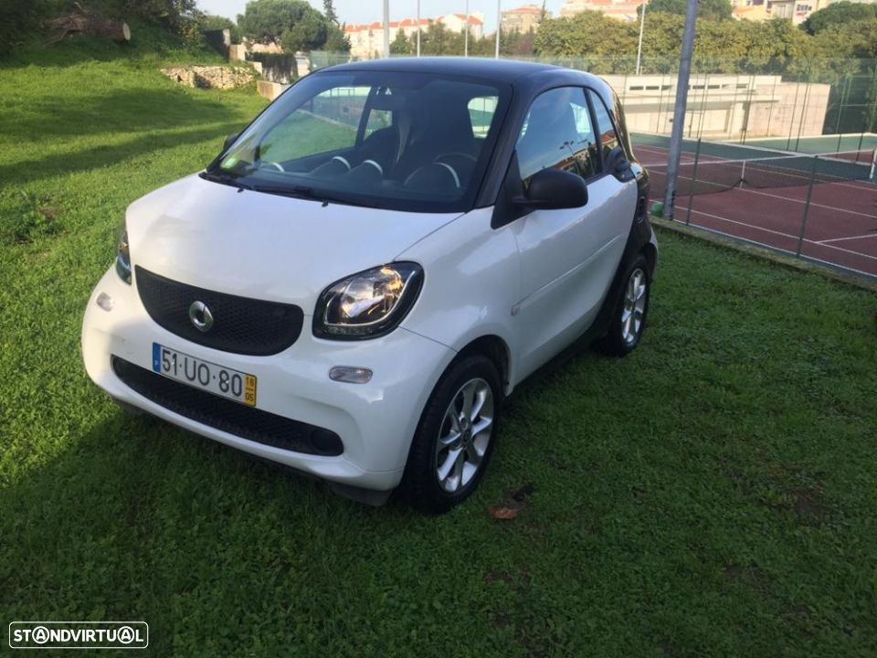 Smart ForTwo económico - 1