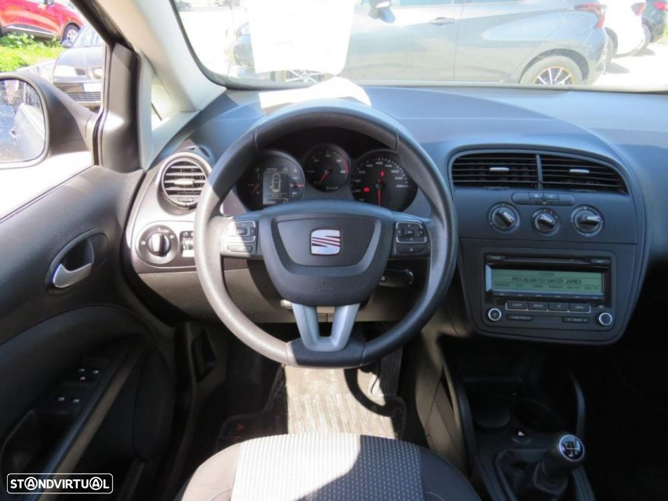 SEAT Altea 1.6 TDi Reference Eco.Start-Stop - 12