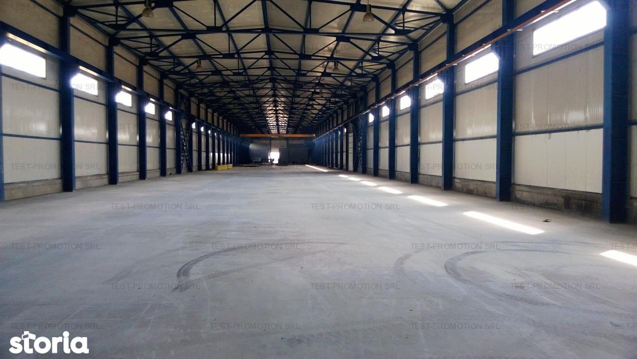Depozit / Hala de inchiriat, Bucuresti, Sectorul 3, Centura Est - Foto 1