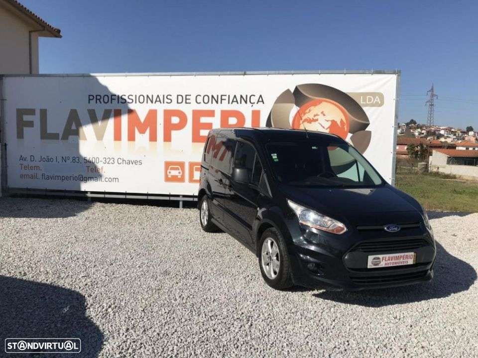 Ford Transit Connect, 1.6TDCI - 1