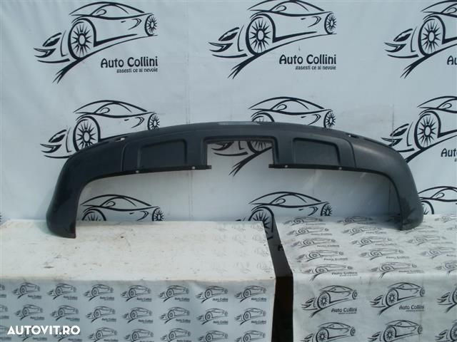 Spoiler inferior VW Touareg - 1