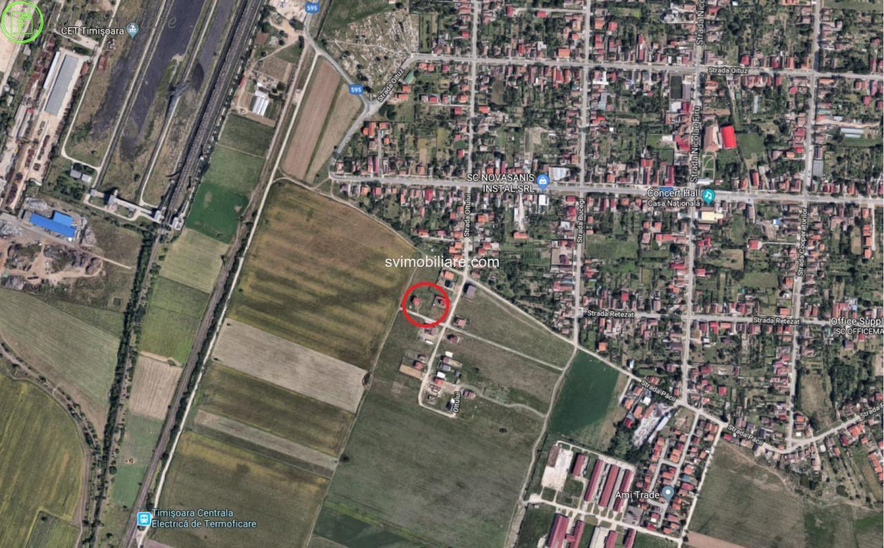 Teren de Vanzare, Timisoara, Timis, Sagului - Foto 2