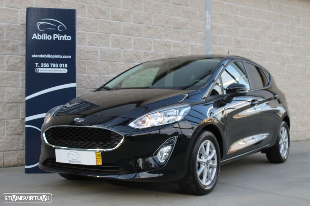 Ford Fiesta 1.5 TDCI Business - 1