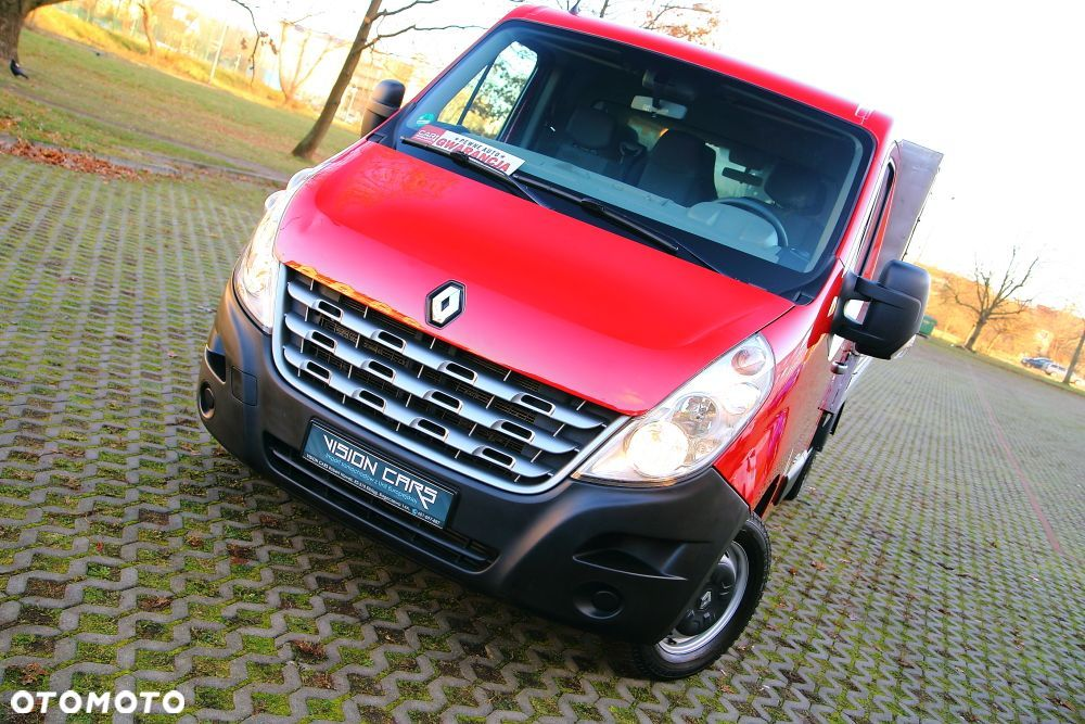 Renault master  2,3 DCI 125ps jak NOWY - 3