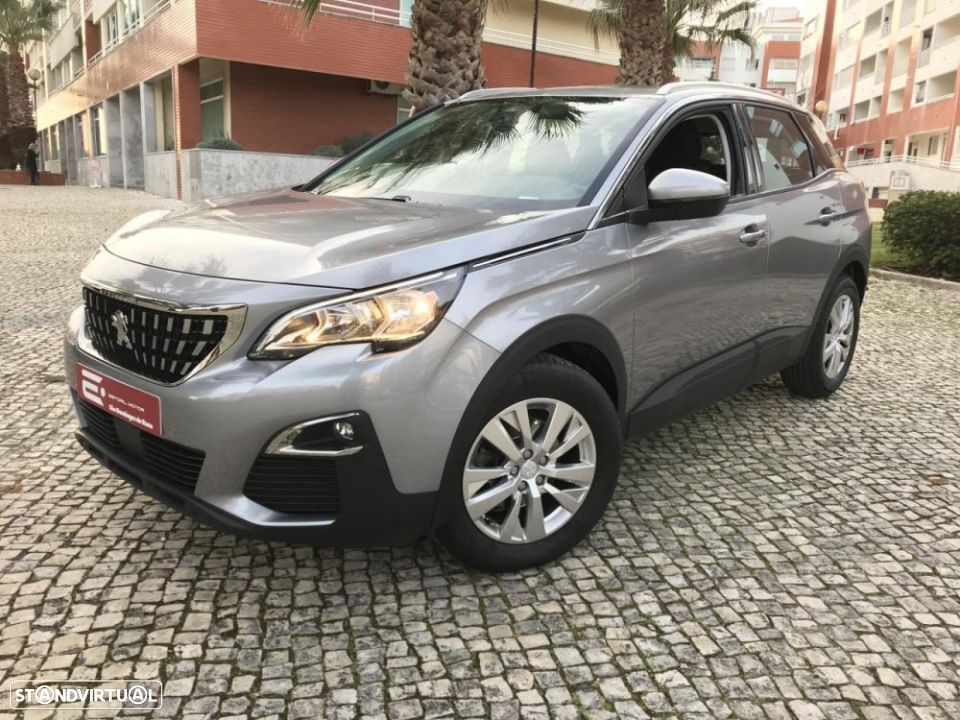 Peugeot 3008 1.6 hdi active - 1