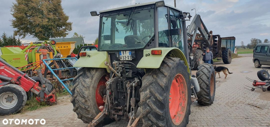 Claas Celtis 446 Tur Mailleux Renault Ares Ceres - 7