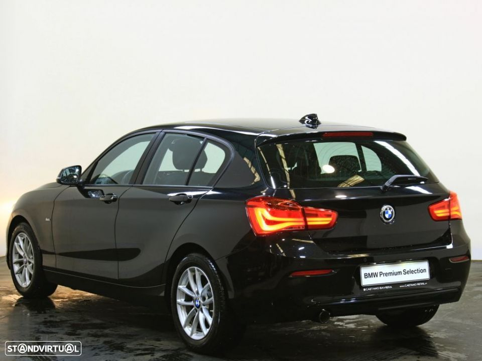 BMW 116 d EfficientDynamics - 2