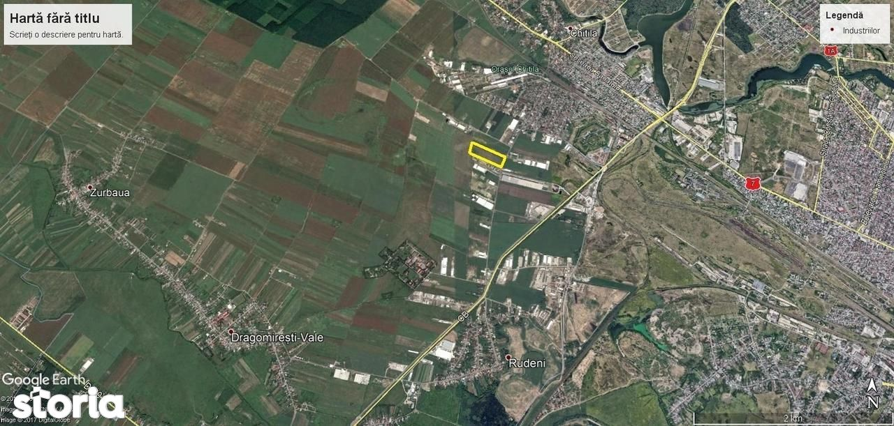Teren de Vanzare, Bucuresti, Sectorul 1, Centura Nord - Foto 1
