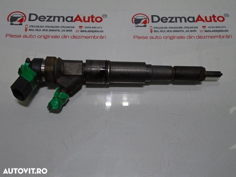 Injector, Bmw 1 cabriolet (E88) 2.0D, 204D4 - 1