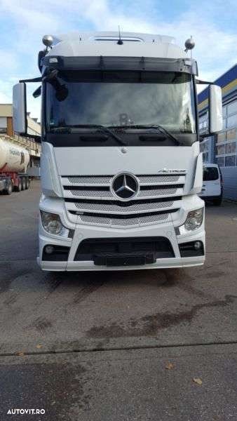 Mercedes-Benz Actros 2545 Mp4 Bdf Streamsp. Euro 6 Intarder - 14