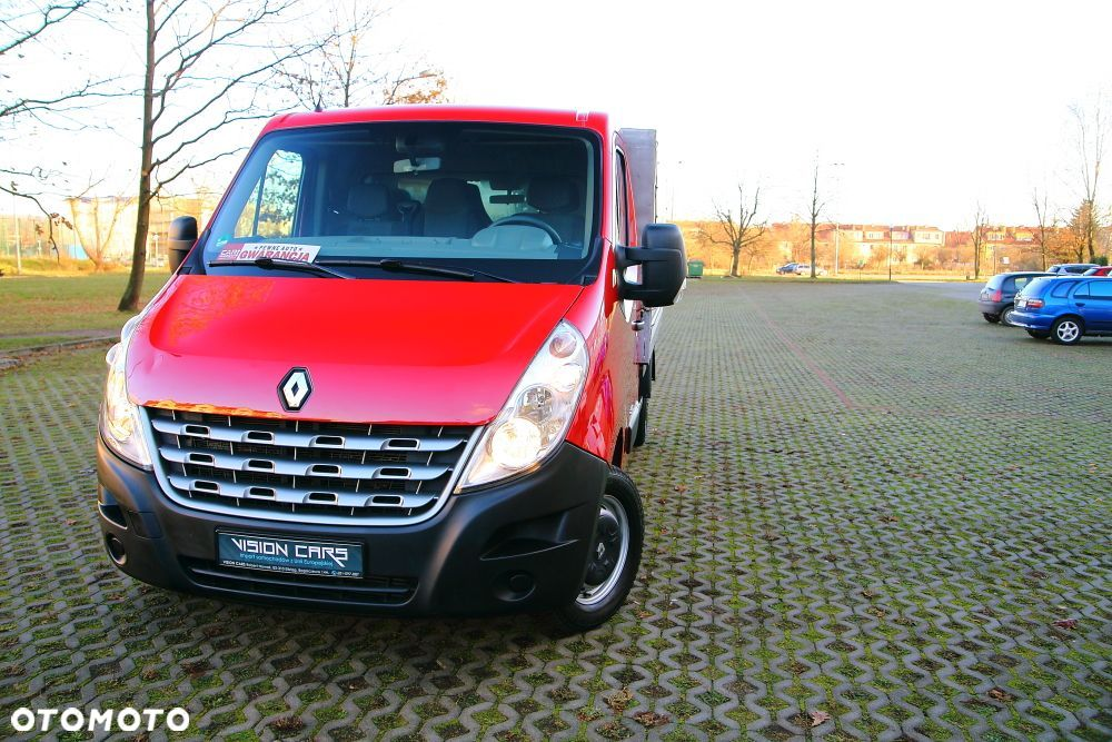 Renault master  2,3 DCI 125ps jak NOWY - 16