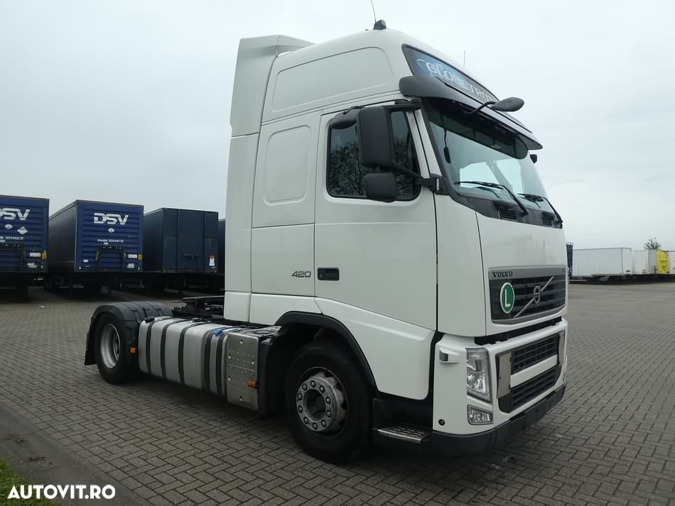 Volvo FH 13.420 XL MANUAL 473 TKM - 2