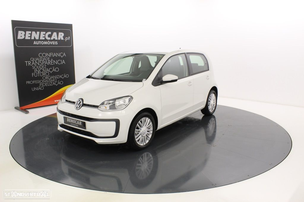 VW Up 1.0 Move Up! - 1