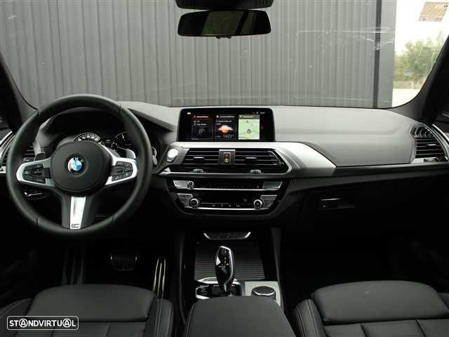 BMW X3 30 d xDrive Pack M - 8