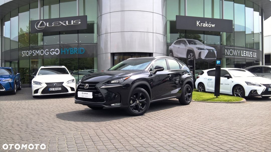 Lexus NX 200t Elite Black Business  AWD FV 23% - 1