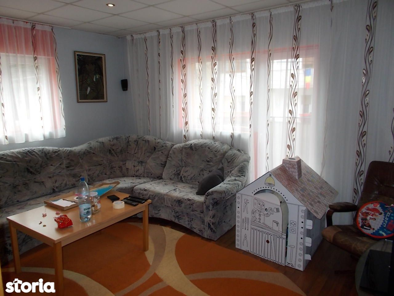 Casa de vanzare, Cluj (judet), Strada George Pop de Basești - Foto 1