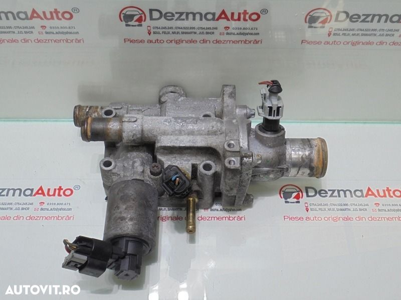 Egr cu corp termostat , Opel Astra G coupe (F07) 1.6b, X16XEP - 2