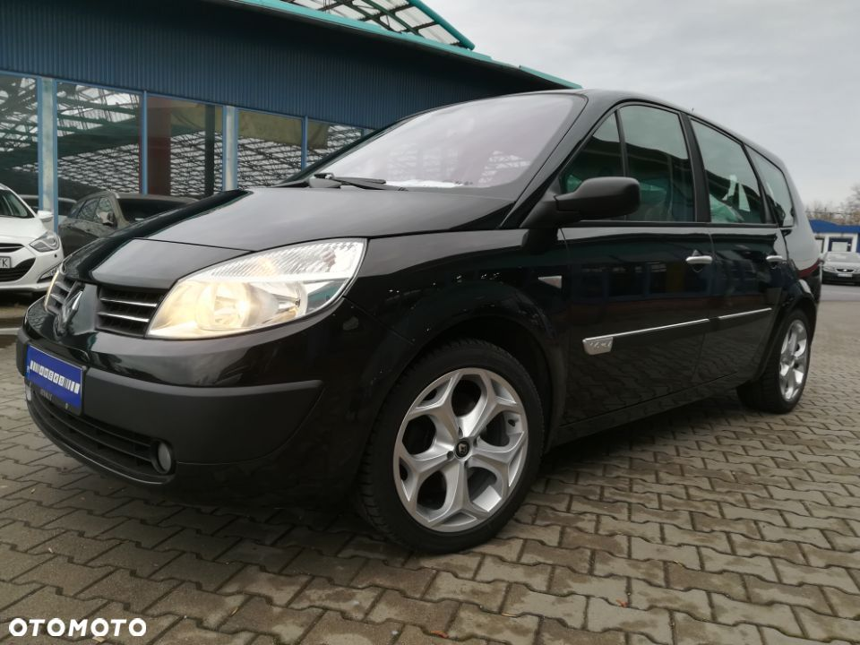 Renault Grand Scenic 1,6 benz / 7 Osobowy - 1