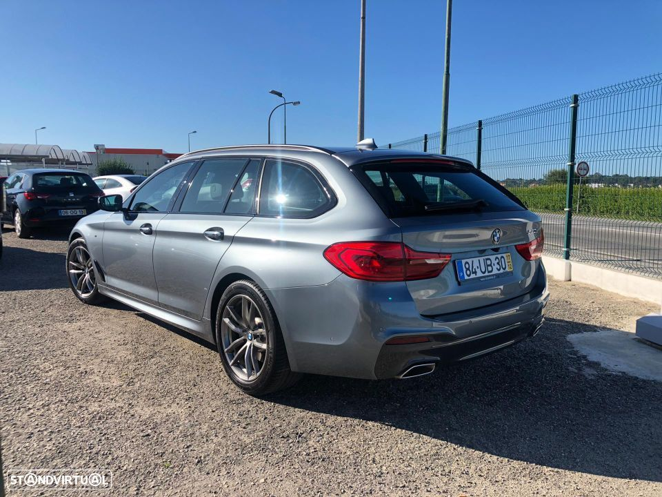 BMW 520 d Touring Pack M - 4