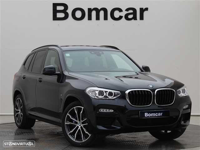 BMW X3 30 d xDrive Pack M - 1