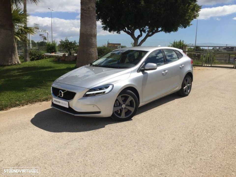 Volvo V40 2.0 d2 momentum geartronic - 37