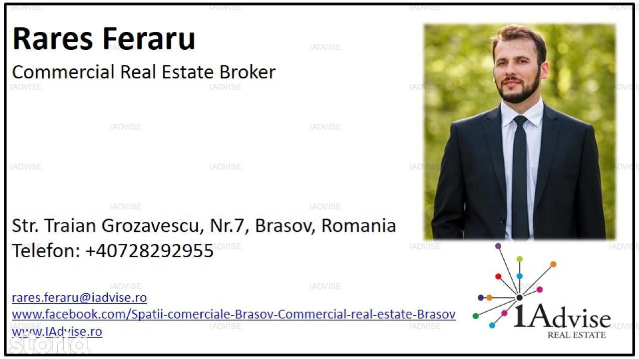 Spatiu Comercial de vanzare, Brașov (judet), Centrul Vechi - Foto 12