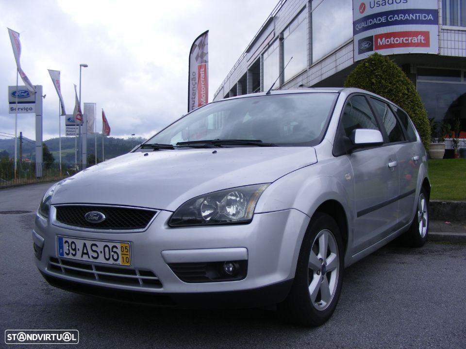 Ford Focus 1.6 Tdci Trend SW - 1