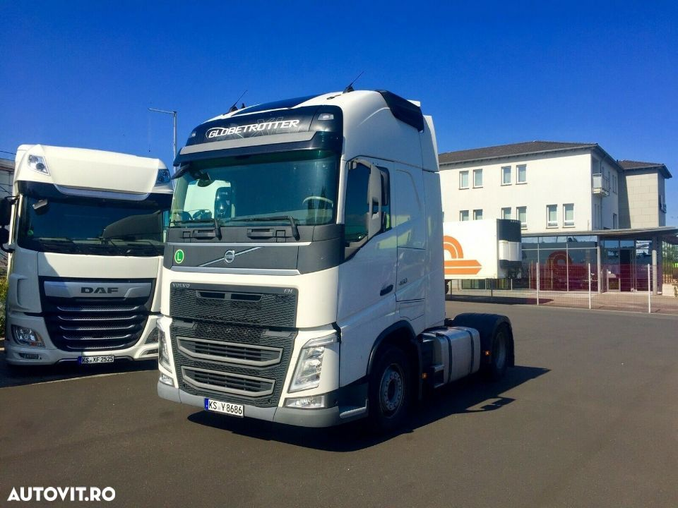 Volvo FH 460 Globetrotter Euro 6 2015 Nr. Int 10926 Leasing - 7