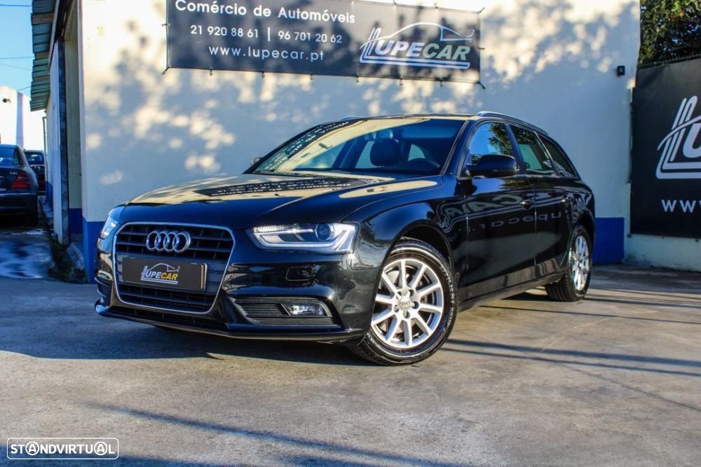 Audi A4 Avant 2.0 TDi Multitronic Exclusive - 8