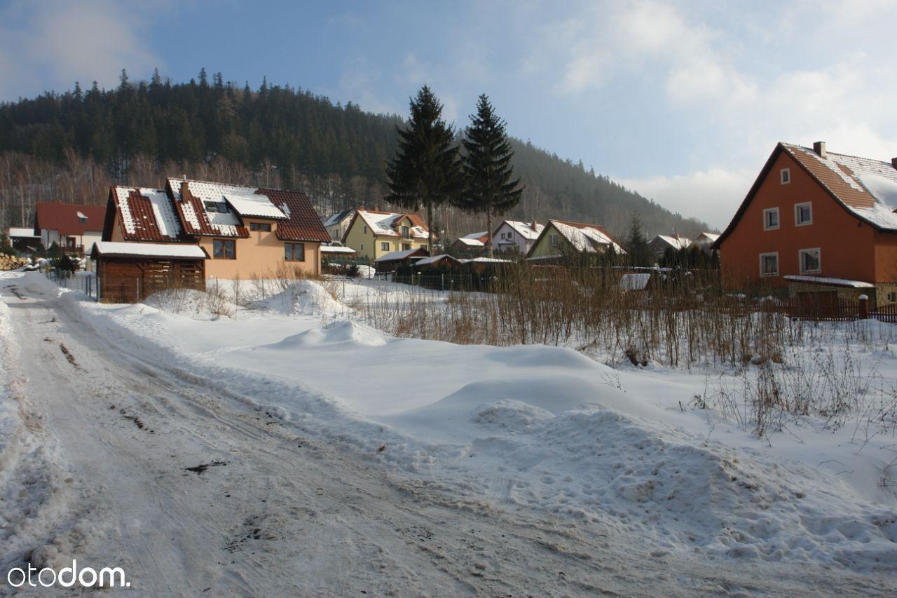 Działka na sprzedaż, Lubawka, kamiennogórski, dolnośląskie - Foto 2