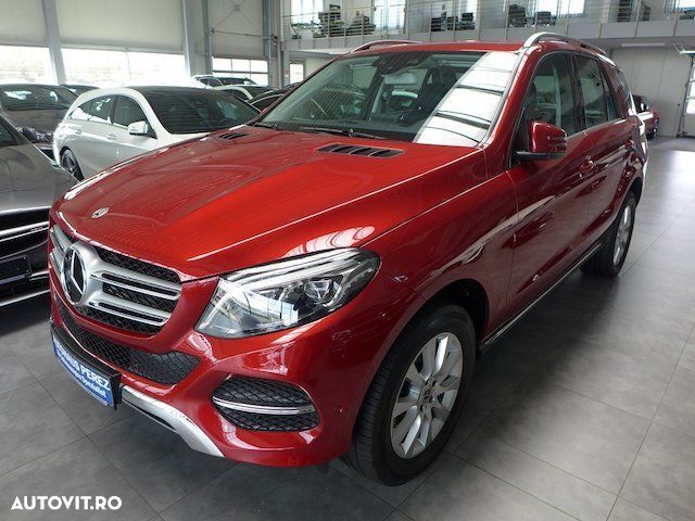 Mercedes-Benz GLE 250 - 14