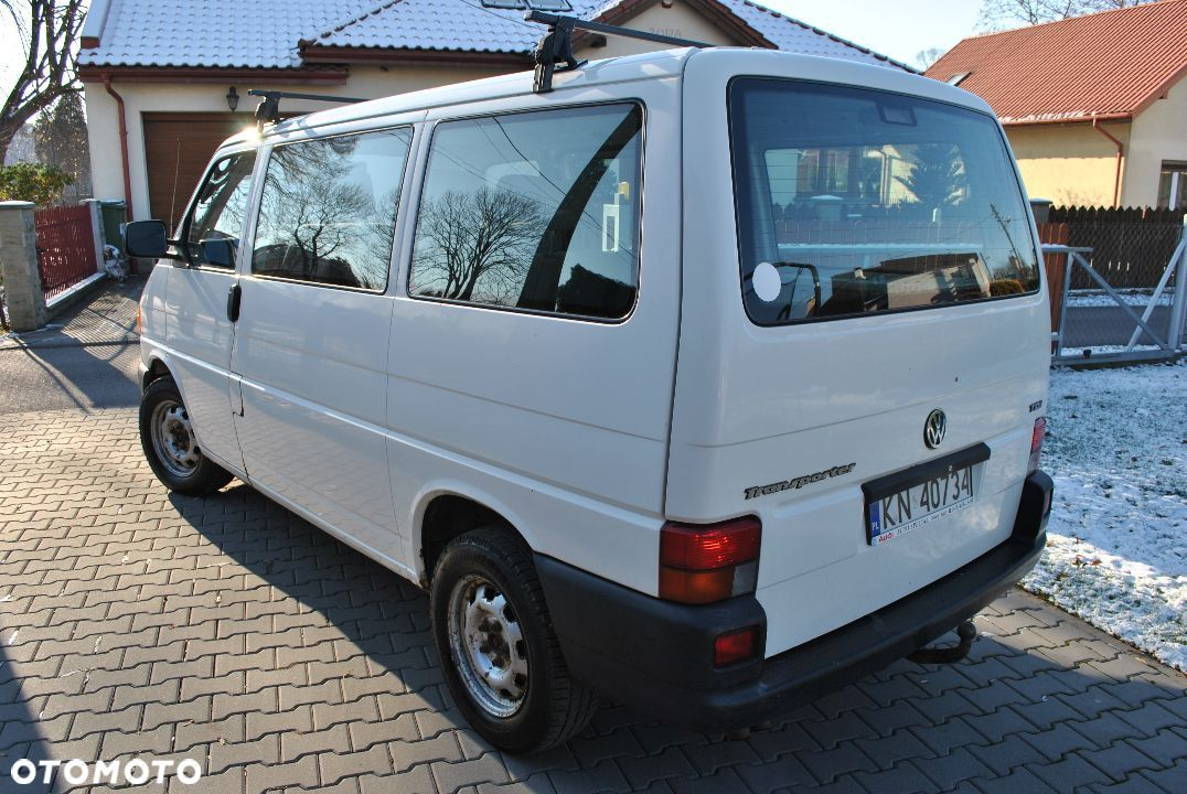 Volkswagen Transporter T4 2.5 TDI 9 osobowy - 5