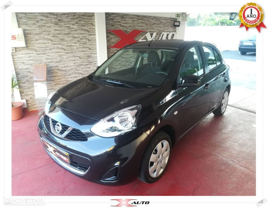 Nissan Micra 1.2 Automatic - 8