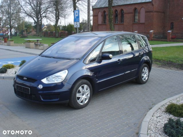 Ford S-Max 1,8 TDCI 125 km 7osobowy - 2