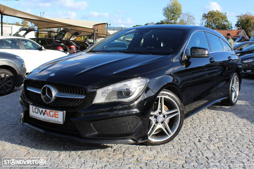 Mercedes-Benz CLA 220 CDI Shooting Break AMG Auto - 1