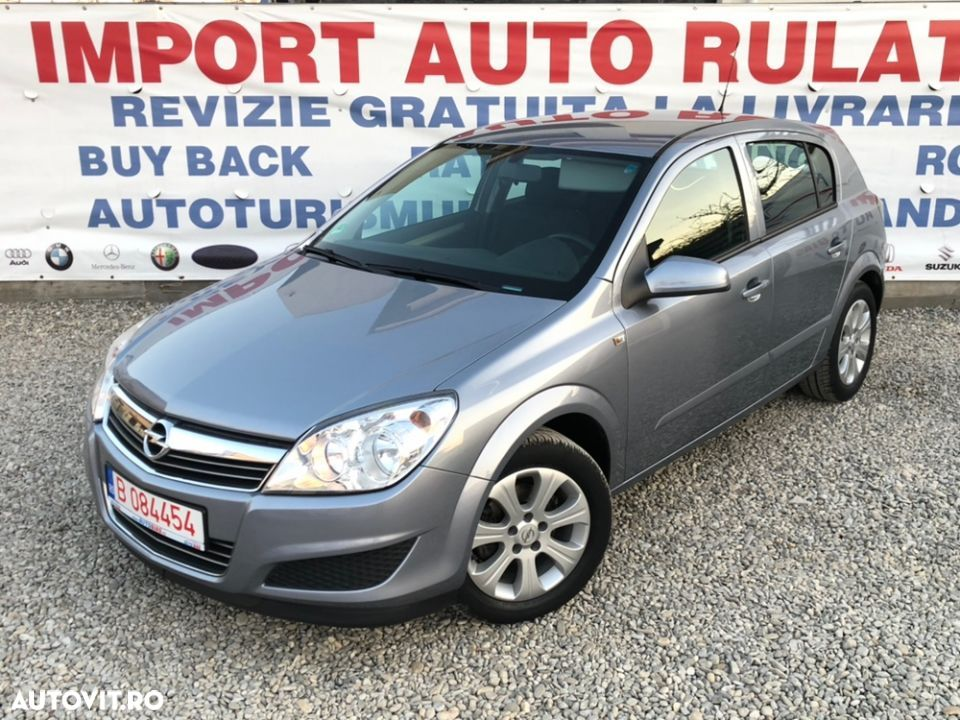 Opel Astra H - 27